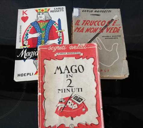 La Magia nei Libri - Carlo Rossetti (2)