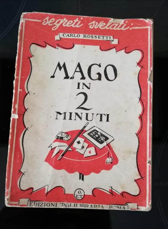 La Magia nei Libri - Carlo Rossetti (5)