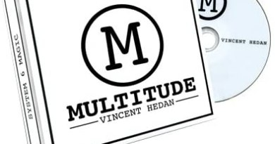Multitude by Vincent Hedan #Recensione #Review