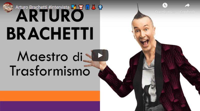 Intervista a Arturo Brachetti [VIDEO]
