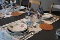 Service de table signé Villeroy & Boch
