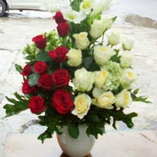 pesan bunga meja untuk hari ibu di tangerang - jual bunga meja paling cantik terbaik di tangerang