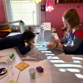 Sowing Sewing Curiosity