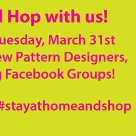 Virtual Shop Hop – Tuesday, March 24, 2020