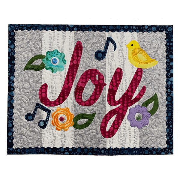 "The Joy Quilt 15"" x 12"" Download"