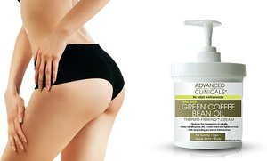 Image Result For Advanced Clinicals Green Coffee Bean Oil Thermo Firming Body Cream