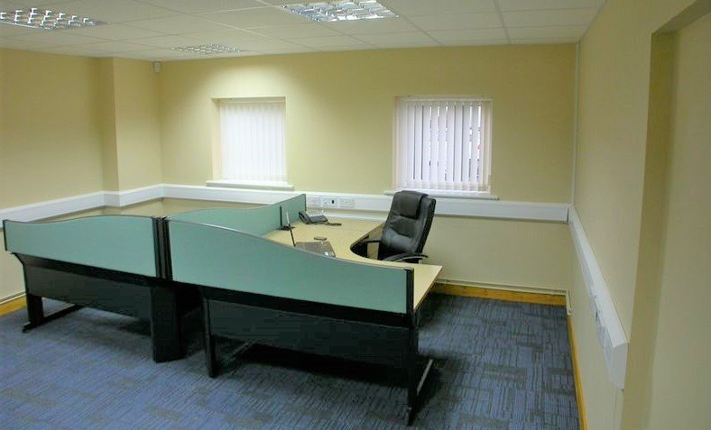 Typical layout office 9 Barbury Business Centre Preston