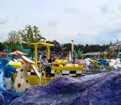 Splash battle - Rail - Movie park