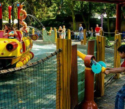 Splash battle - Rail - Walibi