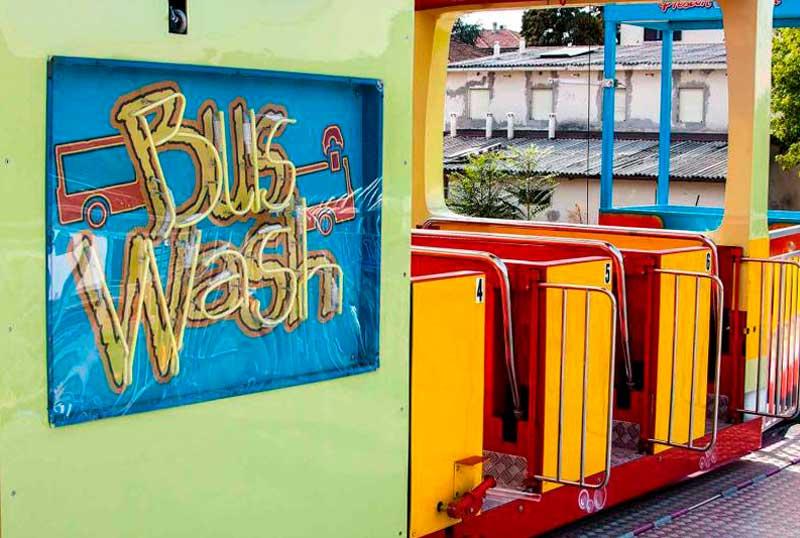 Bus Wash