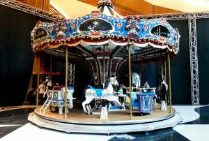 Carousel - Merry go round - 5m