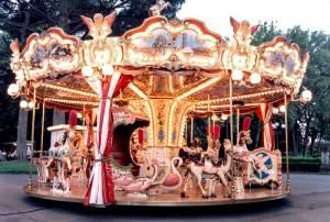 Carousel - Merry go round - 7m