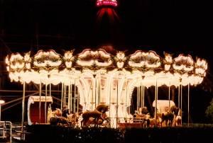 Carousel - Merry go round - 12m