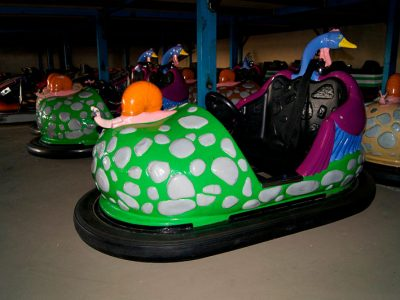 Second hand - Bumper car