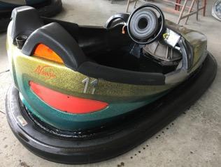 Bumper car - Ninja
