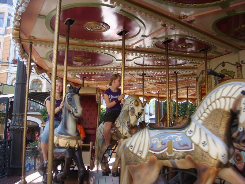 Carousel 13.6 mt 13