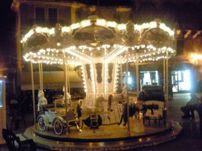 Mini Carousel 5.60 meters