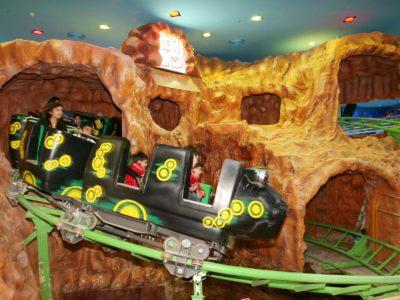 Mini Coaster Future Kid