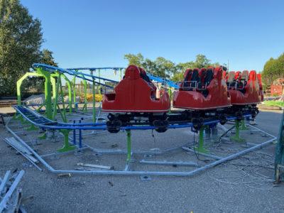 Spinning Coaster - MC-45-18 - 3