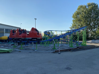 Spinning Coaster MC-45-18 - 1