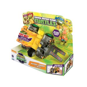 teenage mutant ninja turtles, turtles, half shell heroes, mutant loader, tmnt, toys