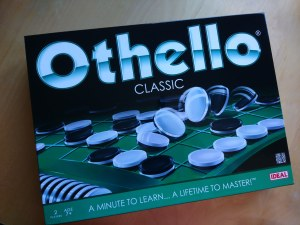 othello, board game, john adams, ideal games