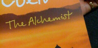 book club archives the presto post book review the alchemist