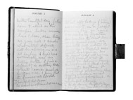 M0000971 Diary of Scott or Shackleton? with lock.