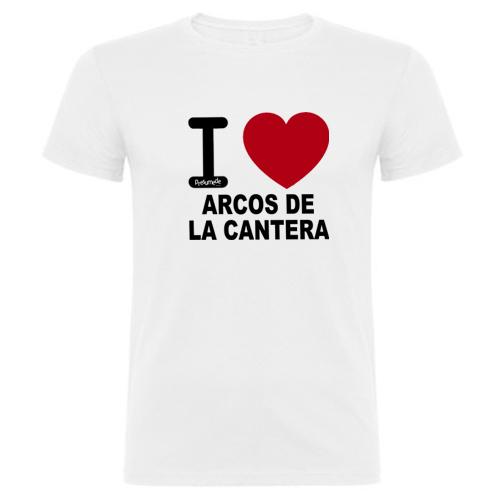 pueblo-arcos-cantera-cuenca-camiseta-love