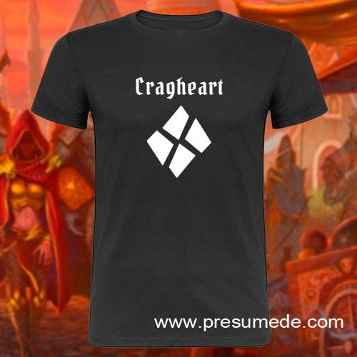 Camiseta Gloomhaven Cragheart
