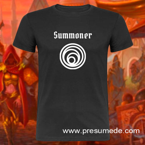 Camiseta Gloomhaven Summoner