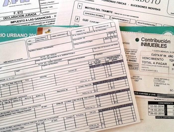 Cómo ordenar los comprobantes de pago y otros papeles