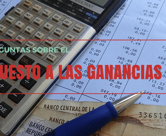 10 preguntas para conocer el Impuesto a las Ganancias 2015