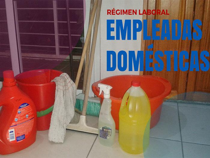 Todos los detalles del régimen para empleadas domésticas
