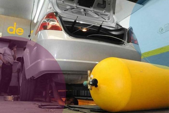 ¿Conviene pasar tu vehículo de nafta a GNC?