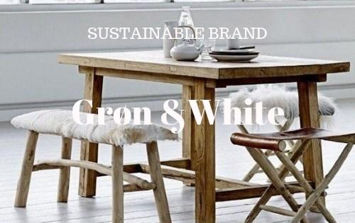 Grøn & White