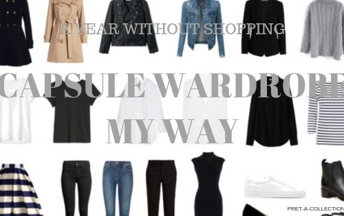 Capsule Wardrobe My Way - November