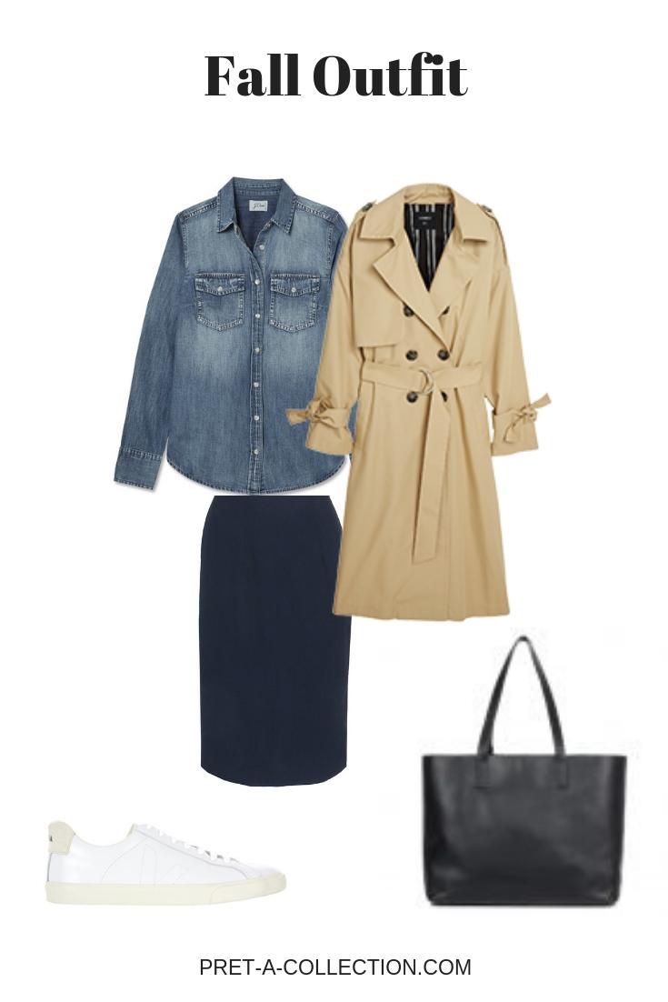 Capsule Wardrobe My Way - September