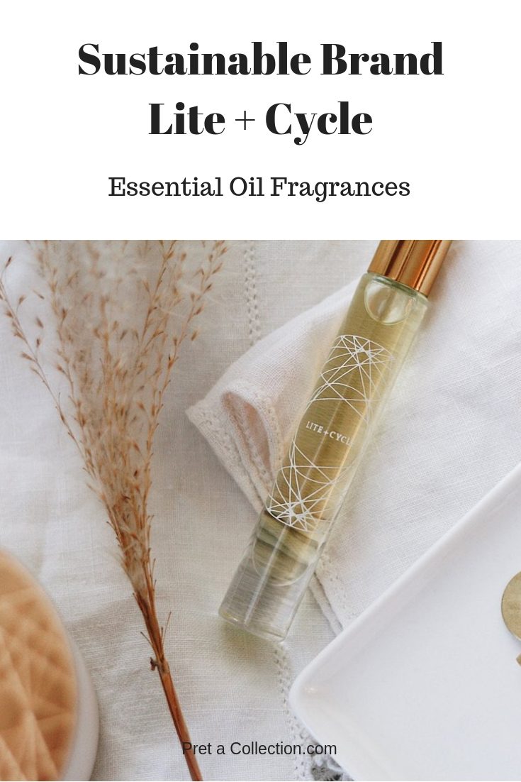 Eco-Friendly Essential Oil Fragrances