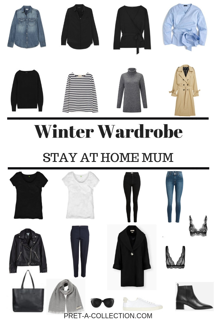 How To Style: Stay At Home Mum Wardrobe