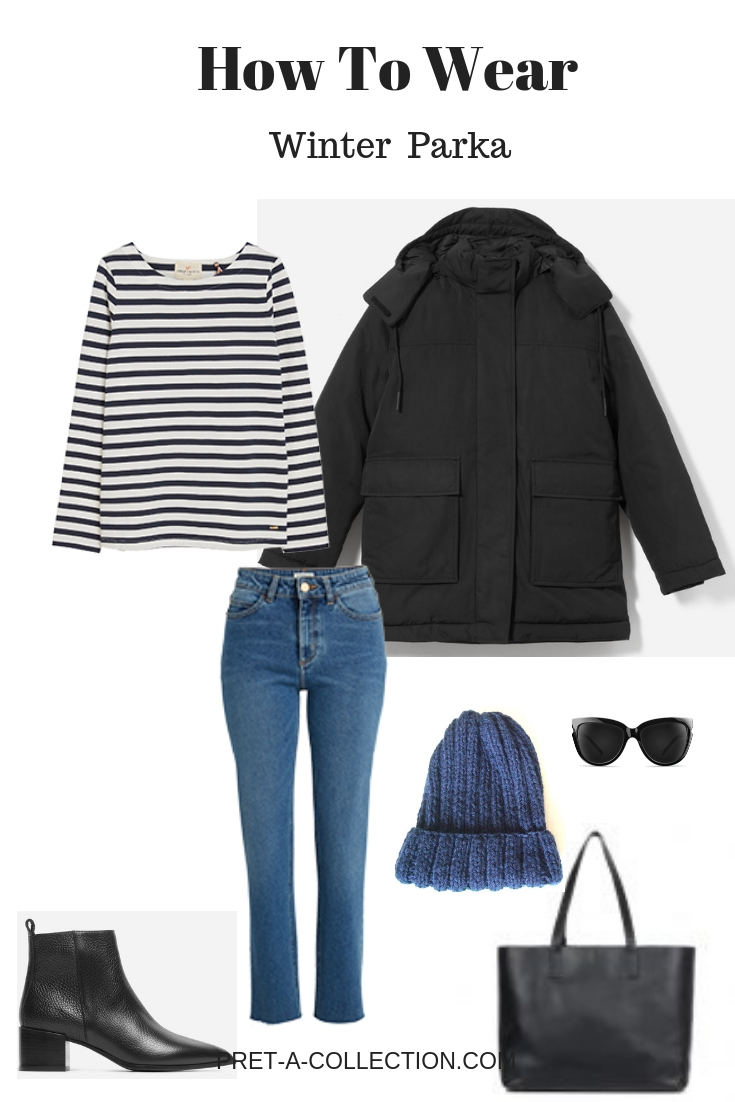 How to style winter park