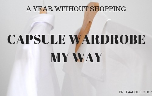 Caspule Wardrobe Challenge
