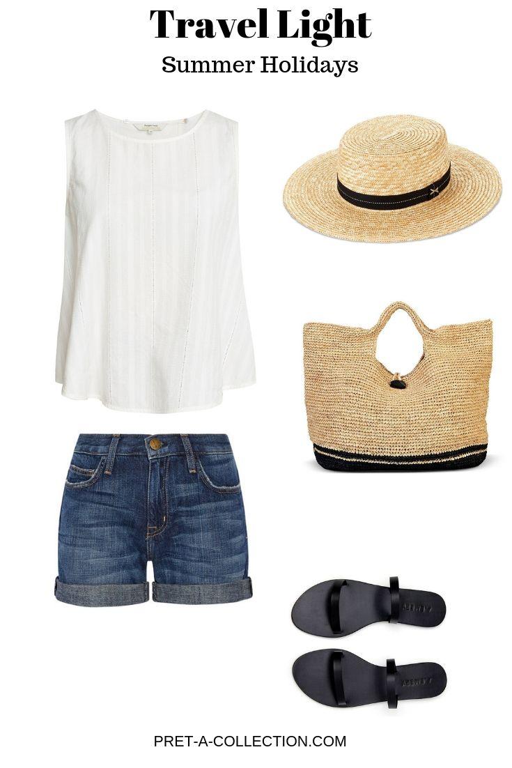 Travel light Summer Holidays