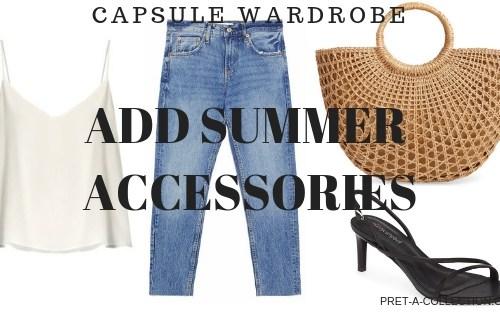 Add Summer Accessories