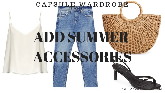 Add Summer Accessories