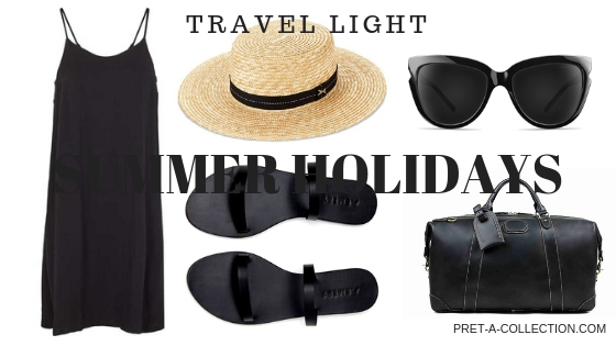 Travel light Summer Holidays