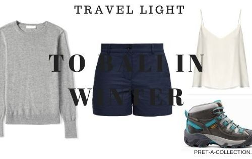 Travel Light to Bali in Winter
