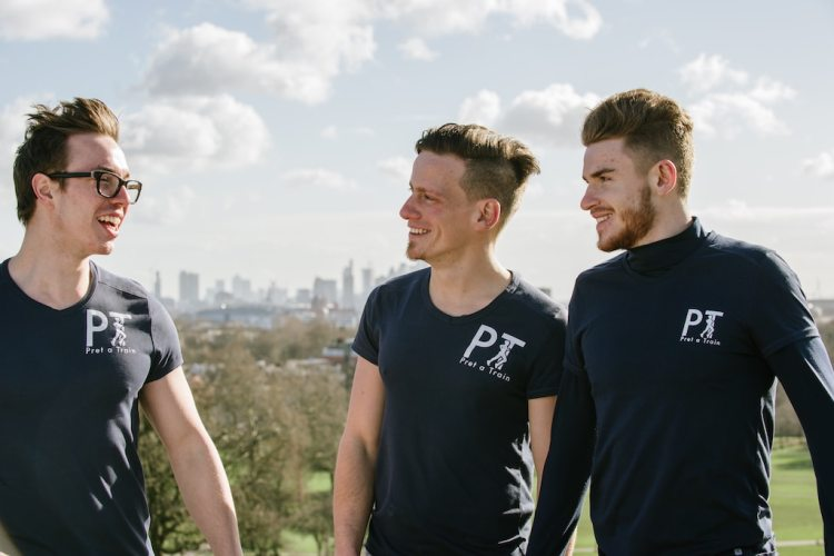 The 3 Personal trainers in West london