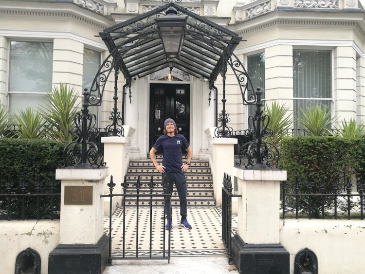 Personal training at home london Coach