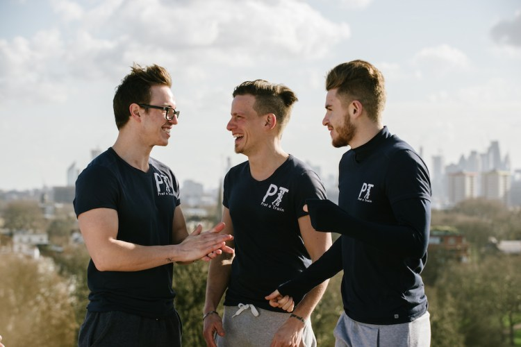 Personal Trainers in Wandsworth team